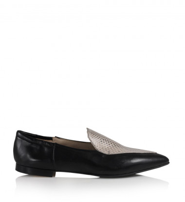 Notabene Pointy Loafer Snake
